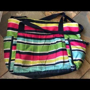 Thirty-One diaper bag